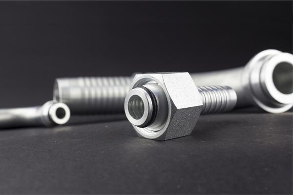 24 darjah kon metrik benang standard DKOL DKOS pemasangan hidraulik